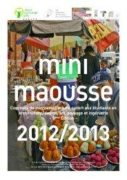 Concours et exposition Minimaousse 5 - Cité de l'architecture & du ...