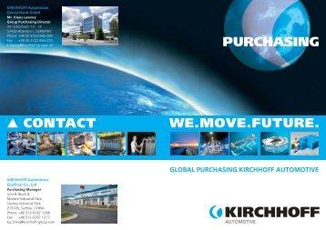 Global Purchasing KIRCHHOFF Automotive