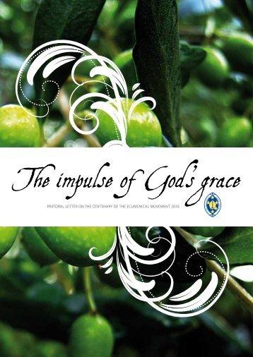 The Impulse of God's Grace - Australian Catholic Bishops Conference