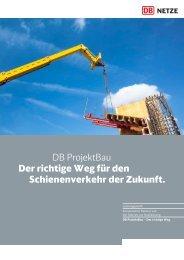 PDF herunterladen - DB ProjektBau GmbH