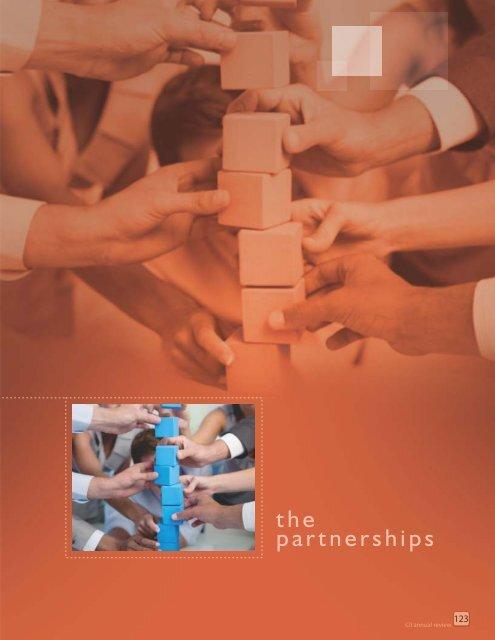 the partnerships - CII