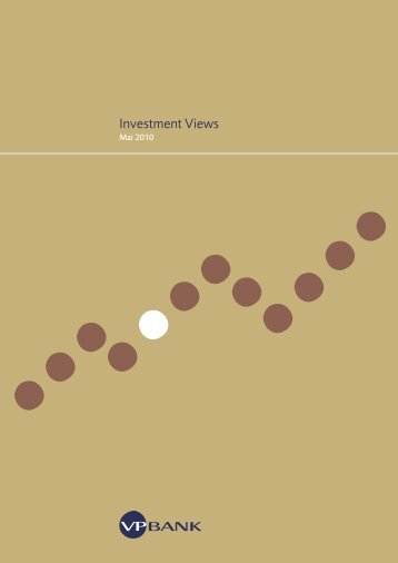 Investment Views e-Paper (PDF, 4731 KB) - VP Bank
