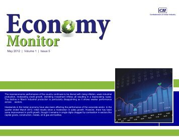 CII Economy Monitor - May, 2012