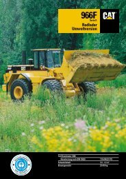 966F Radlader Umweltversion - Lectura SPECS