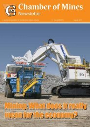 News - Chamber of Mines of Namibia