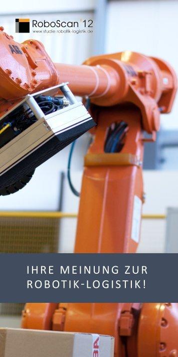 ihre meinung zur robotik-logistik! - BIBA - Universität Bremen