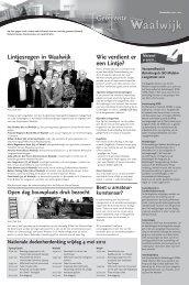 Gemeentepagina week 18 (2 pagina's) - Gemeente Waalwijk