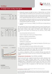 BMA Research - Investor Guide Pakistan