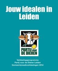 1391249462_Leiden_PvdD_verkiezingsprogr._2014