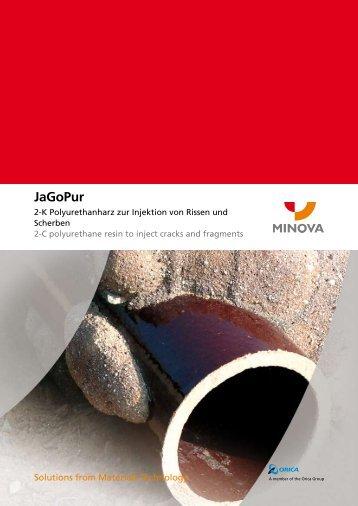 JaGoPur - Minova CarboTech GmbH