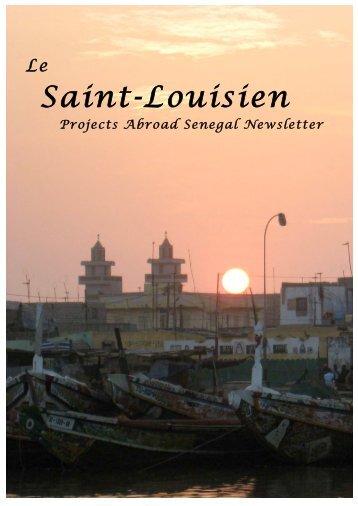 Saint-Louisien - Projects Abroad