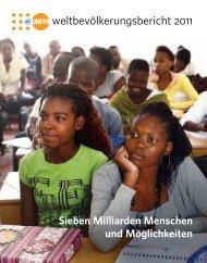 weltbevölkerungsbericht 2011 - Deutsche Stiftung Weltbevölkerung