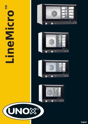 Catalogue LineMicro - Unox