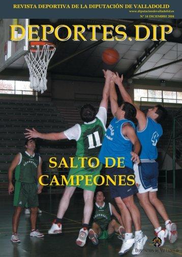 SALTO DE CAMPEONES - Diputación de Valladolid