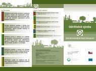 Udržitelná výroba - CENIA, česká informační agentura životního ...
