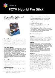 Ultraportables digitales und analoges Fernsehen