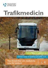 Trafikmedicin nr 20 - Transportstyrelsen