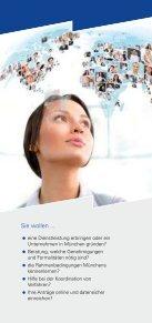 Einheitlicher Ansprechpartner Unternehmens-Service ... - Wirtschaft - Seite 2