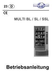 IVC1 - Brunnhofer Vending Systems