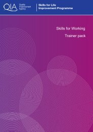 Skills for Working Trainer Pack - SfLIP