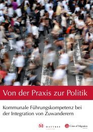 Deutsch (pdf) - Cities of Migration