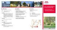 Programm - Kommunalunternehmen Kliniken und Heime des ...