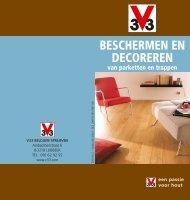 ZV6113/C•Leaflet parquet Néerl