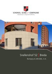 Snellenshof 52 | Breda - Schonck, Schul & Compagnie