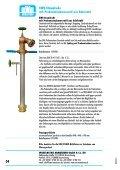 EWE-Armaturen für Probe- entnahmen - Seite 4