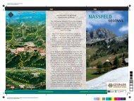 NASSFELD - Geopark Karnische Alpen
