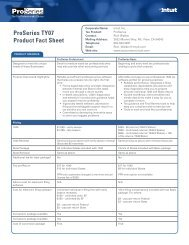 Intuit ProSeries Basic Edition Tax Software