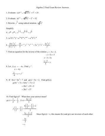 algebra 2 chapter 8 review answers wilsonsd org rh yumpu com algebra 2 final exam study guide with answers algebra 2 final exam study guide answer key