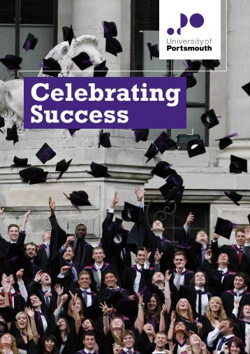 Celebrating Success - University of Portsmouth