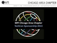 MPI-CAC Sponsorship - Meeting Professionals International ...