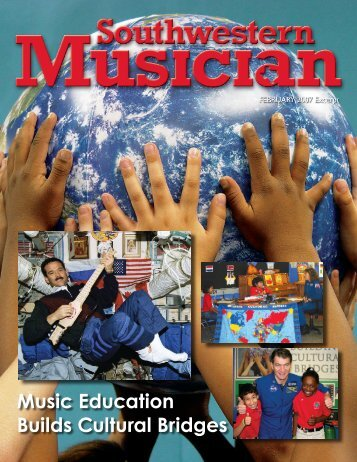Pearl Hall Elem - Building Cultural Bridges in the TMEA magazine