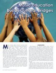 Pearl Hall Elem - Building Cultural Bridges in the TMEA magazine - Page 2