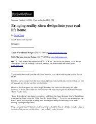 PDF version - Interior Design Seattle