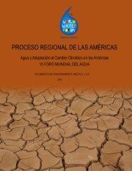 Agua y Adaptación al Cambio Climático en las ... - ONU-Hábitat