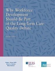 Nursing Workforce Report.qxd - PHI