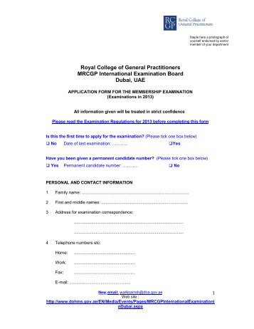 New Good Standing Certificate Application Form Dubai