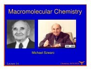 Lecture 14 - Willson Research Group