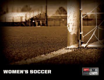 WOMEN'S SOCCER - Nike Team Sports
