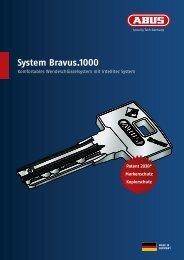 System Bravus.1000 - Abus