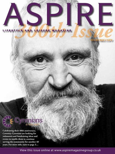 300th Issue - Aspire Magazine