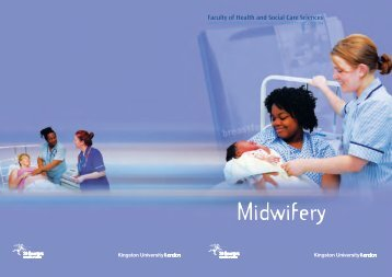St Georges Midwifery - Faculty of Health, Social Care and Education ...
