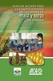 maíz y sorgo - Instituto Interamericano de Cooperación para la ...