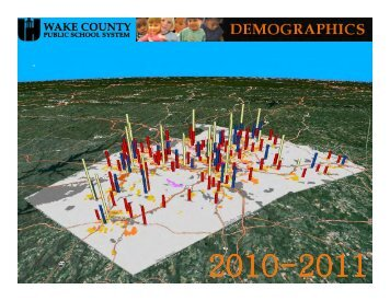 2010-11 Annual Report School Statistics and Maps - Wake County ...