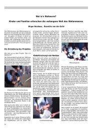 Wat is'n Wattwurm? - Verband Deutscher Schullandheime eV
