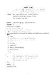 Zápis č. 19/2011 ze zasedání Zastupitelstva MČ Praha-Satalice ...