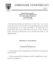 Benutzungssatzung für Stadtarchiv und Stadtbibliothek der Stadt ...